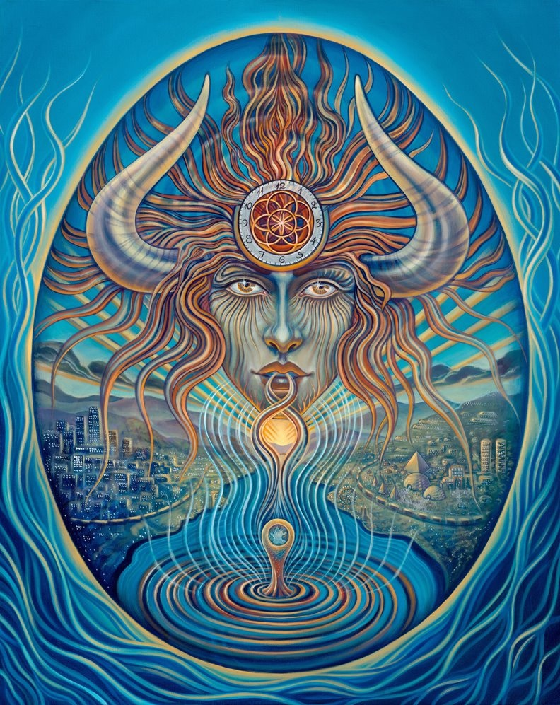 visionary art  the undergrowth of creative expression