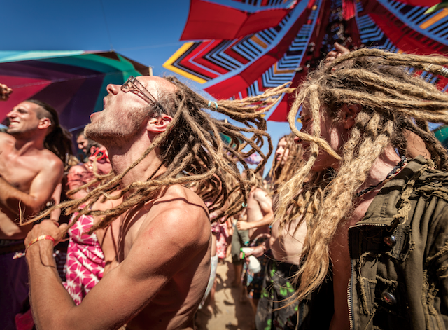 Taken by Pierre Ekman at the Dance Temple, Boom Festival (2012)