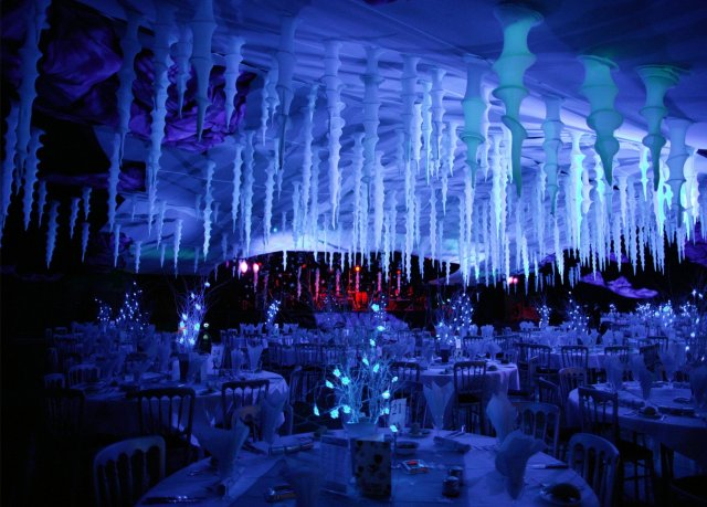 'The Ice Palace' by Tim Carol. Photo credit: Paul O'Connor