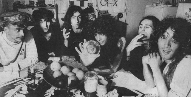 Back in the day: The Ozric Tentacles