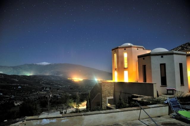 Space Mountain - aka El Mirador Studios, Andalucia