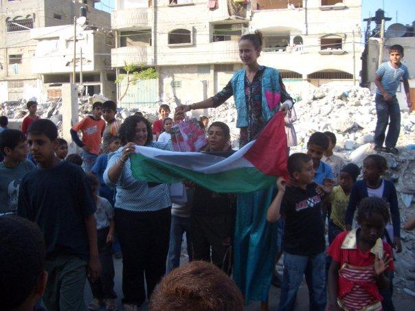 The Electric Circus in Gaza (2010)