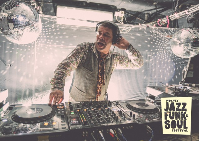 Craig Charles will be belting out some floor shakers on Saturday